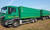 Грузовая машина  TGM 33.440 6X4 BB с кузовами WIELTON,MAN