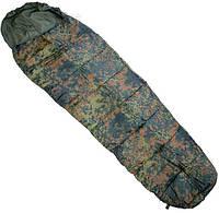 Спальный мешок с чехлом MilTec Commando Flectarn 14102021, фото 1