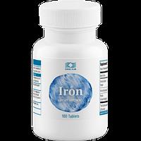Железо-Препарат железо, для профилактики анемии и регуляции процессов тканевого дыхания и метаболи