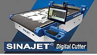 Машина для цифровой резки лекал и шаблонов SINAJET DG2518