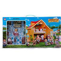 Животные флоксовые 012-03 (6шт) Happy Family, в короб.65*34*17см