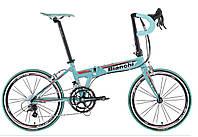 Велосипед городской складной  Bianchi Spazio , фото 1