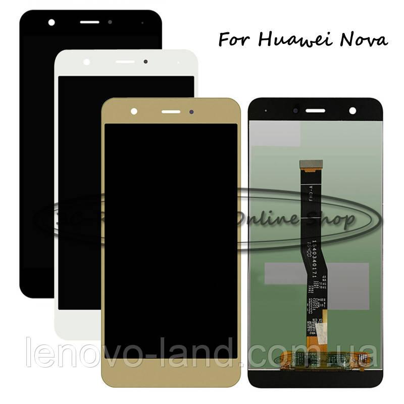 LCD дисплей + сенсор для Huawei Nova (модуль)