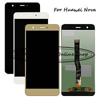 LCD дисплей + сенсор для Huawei Nova (модуль), фото 1