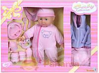 Кукольный набор Пупс с аксессуарами Simba 5091959