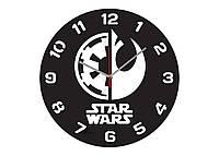 """Часы настенные в детскую комнату """"STAR WARS"""""""