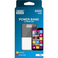 Универсальная мобильная батарея GOODRAM PB04 5000mAh Li-ion Graphite