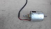 Электродвигатель отопителя (мотор печки) Газель старого образца (пр-во Калуга)