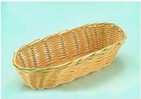 Корзинка для хлеба овальная 23х10см, Н6см APS 30282