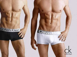 Мужское нижнее белье Calvin Klein боксеры, трусы шорты на широкой резинке
