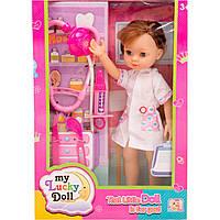 """Кукла """"Доктор"""" 8802"""