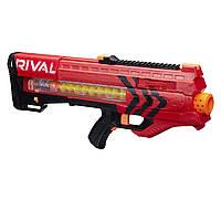 Бластер Нерф Райвал Зевс Nerf Rival Zeus MXV-1200 Blaster RED