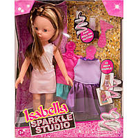 "Кукла ""Isabella""Модельер"" R105"
