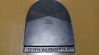 Набойка резиновая GTO ITALY (оригинал ), т. 7.0 мм, р.3, цв. черный