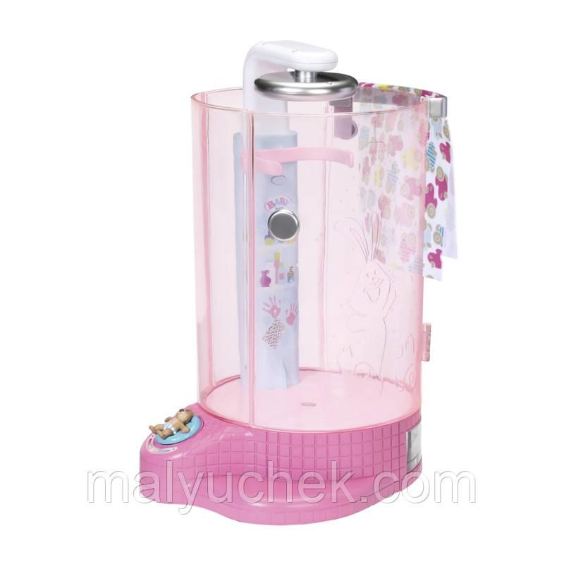 dad8380006bb Автоматическая Душевая кабинка для куклы Baby Born Беби Борн 823583 ...