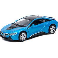 "Модель легковая 5"" KT5379W BMW I8"