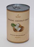 Кокосовые сливки органические  ,жирность 22% 400 мл Шри Ланка