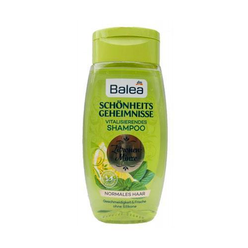 Balea «Секреты красоты Лимон и Мята» Шампунь для нормальных волос 250 мл