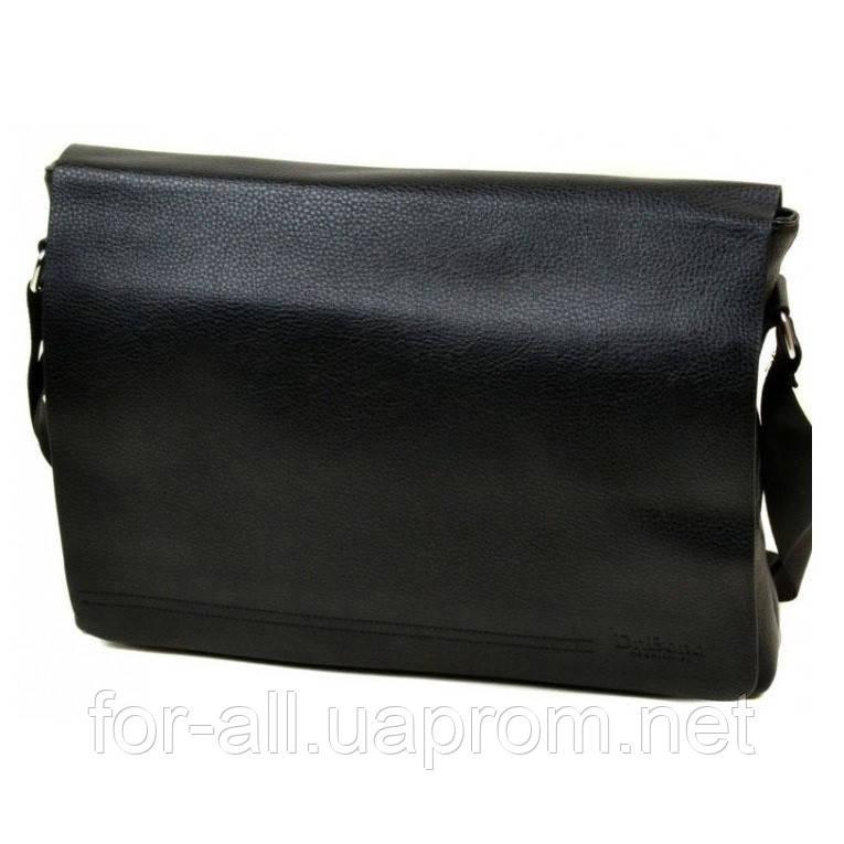 abd75c26f6ca Мужская сумка портфель Dr. Bond 88564-4 black в интернет-магазине ...