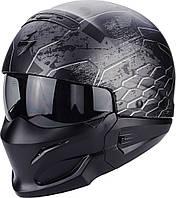Шлем Scorpion EXO-COMBAT Ratnik черный мат, L, фото 1