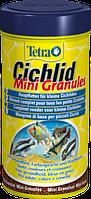 Корм Tetra Cichlid Mini Granules для маленьких и карликовых цихлид в гранулах, 250 мл, фото 1