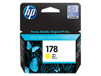 Картридж HP DJ No.178 Yellow (CB320HE)