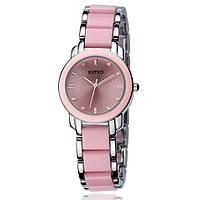 Годинник Kimio рожевого кольору