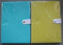 "Блокнот в клетку, на кнопке, формат В5, ""NoteBook"""