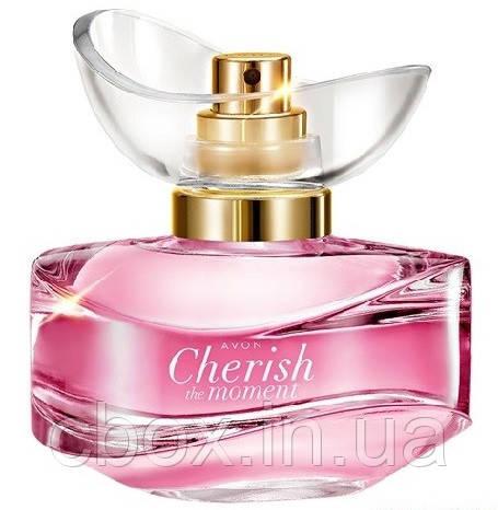 Парфюмерная вода женская Cherish the moment, Avon, Чериш зе момент, Эйвон, 29957, 50 мл