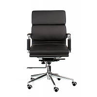 Кресло Special4You Solano 3 artleather black (E4800)
