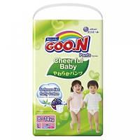 Трусики-подгузники CHEERFUL BABY для детей 8-14 кг (размер L, унисекс, 48 шт)