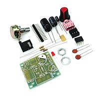 Аудио усилитель LM386 комплект для самостоятельной сборки DIY kit (радиоконструктор)