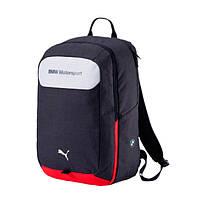 Рюкзак Puma BMW Motorsport из обновленного каталога рюкзаков известного спортивного бренда