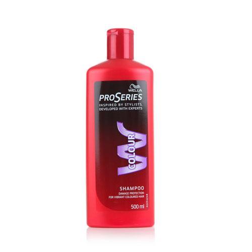 Wella Pro Series Colour Шампунь для окрашенных волос 500 мл