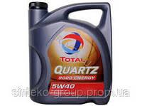 Масло синтетическое TOTAL QUARTZ INEO ECS 5W30 (5л)