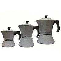 Con Brio Гейзерная кофеварка 9 чашек 450мл