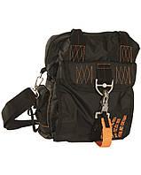 Сумка городская MilTec DEPLOYMENT BAG 4 Black 13837002