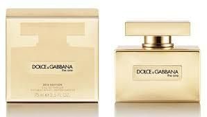 Духи женские Dolce&Gabbana The One Gold Limited Edition( Дольче Габбана Зэ Ван Голд Лимитед Эдишн)