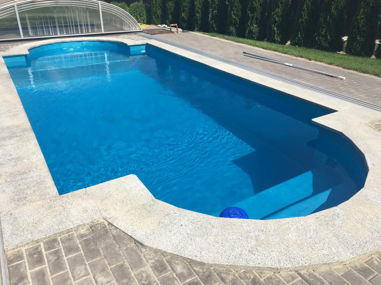 Гидроизоляция бетонных бассейнов донецк выполняем наливной пол выравнивание ква