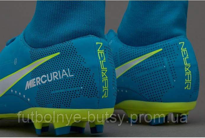 Детские футбольные бутсы Nike JR Mercurial Victory VI DF NJR FG ... 47c11214ca484