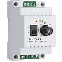 Терморегулятор с датчиком terneo a
