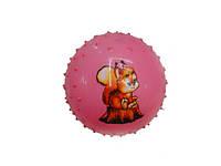 Мяч резиновый R07343 8'' 55 грамм цвета ассорти (Мяч резиновый)