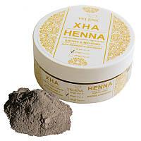 Хна натуральная для бровей и росписи VELENA 45гр №004 Светло-коричневая