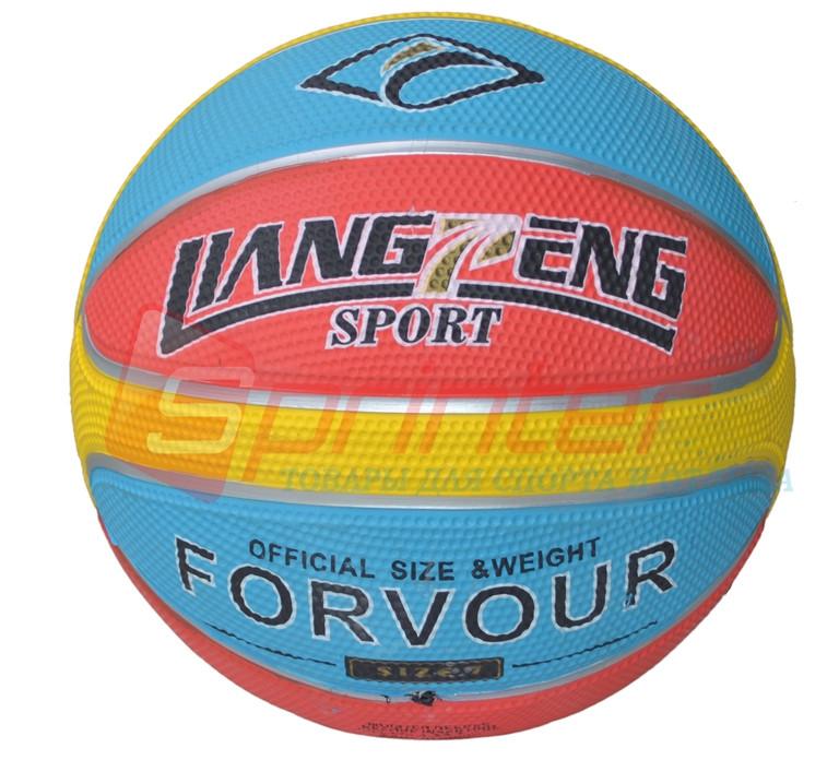 "Баскетбольный мяч ""SPORT"" №7 G-08"