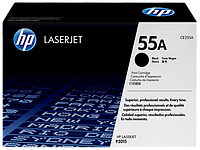 Картридж HP LJ P3015 series black (CE255A)