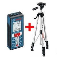 Лазерный дальномер Bosch GLM 80 + BS150 (06159940A1)