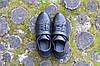 Турецкие мужские кроссовки Gross 40-42 размеры мужские туфли, фото 2