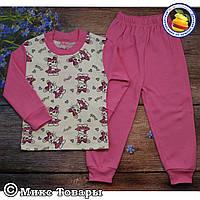 Детские пижамы Размеры: 1-2-3 года (5723-1)