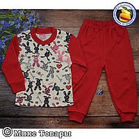 Пижамка для девочки Размеры: 1-2-3-4 года (5723-4)