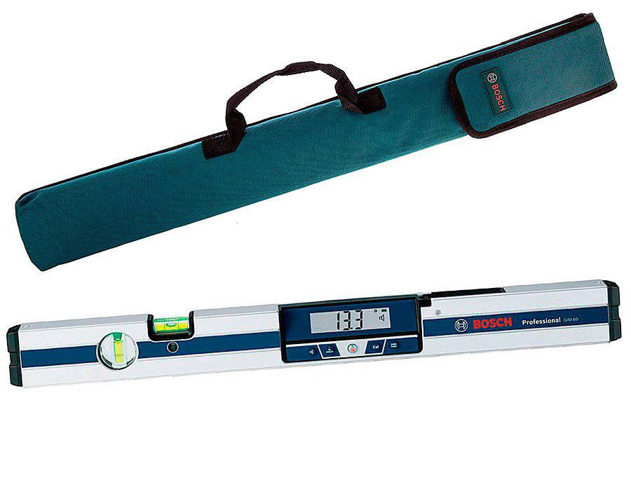 Цифровой уровень Bosch GIM 60 Prof NEW (0601076700)